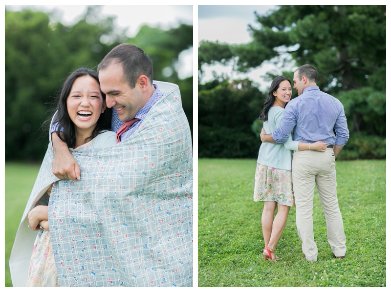 amy and michael washington dc engagement session by photographer sharon nicole photography
