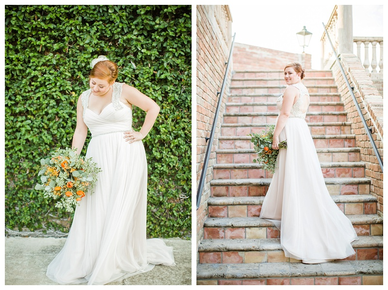 alision the gallery bridal session by sharon nicole photography