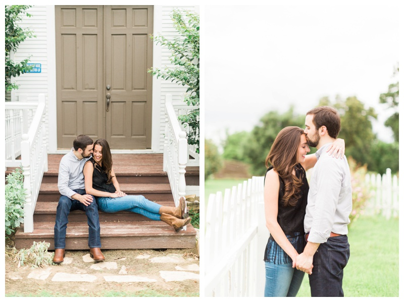 chappell hill texas life ranch engagement session by houston wedding photographer sharon nicole photography