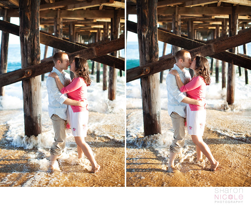 kristen and bert newport beach california destination engagement session by houston wedding photographer sharon nicole photography