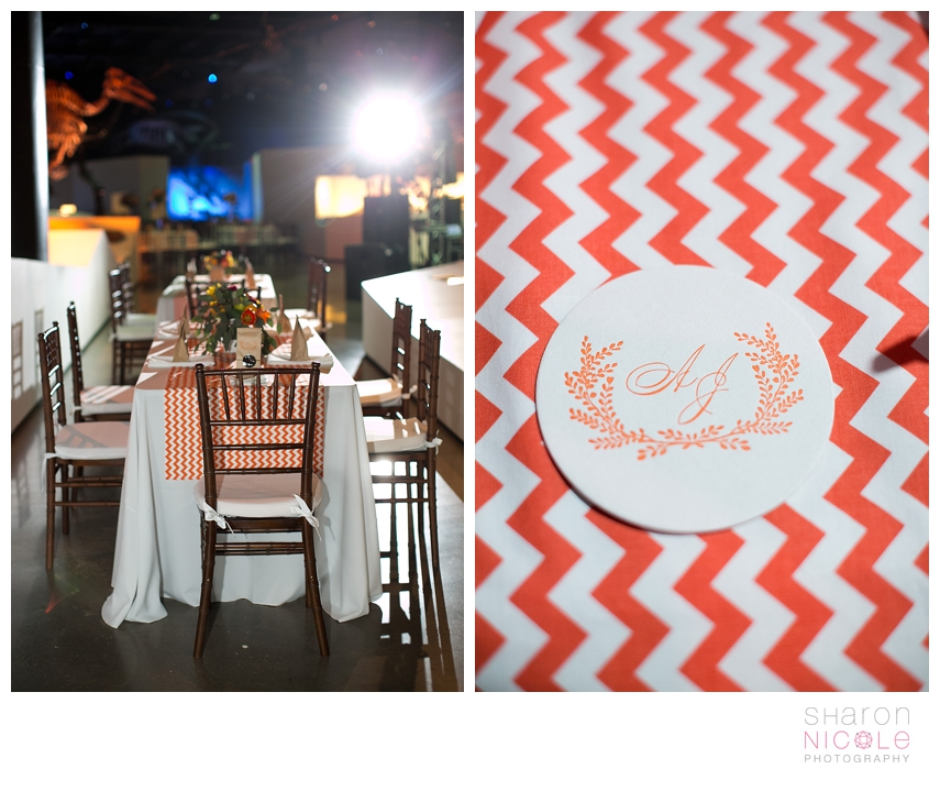 Museum Of Nature And Science Wedding: Sharon Nicole Photography